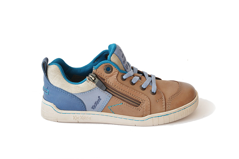 Kickers WINCHESTER Sneakers in Taupe