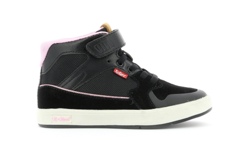 Kickers GREADY High-Tops in Black